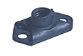 MS21075/MS21076 Two Lug, Low Height, Miniature, Floating Nut Plates