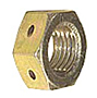 NAS509 Drilled Jam Machine Nuts