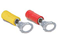 Vinyl Insulated Ring Electrical Terminals